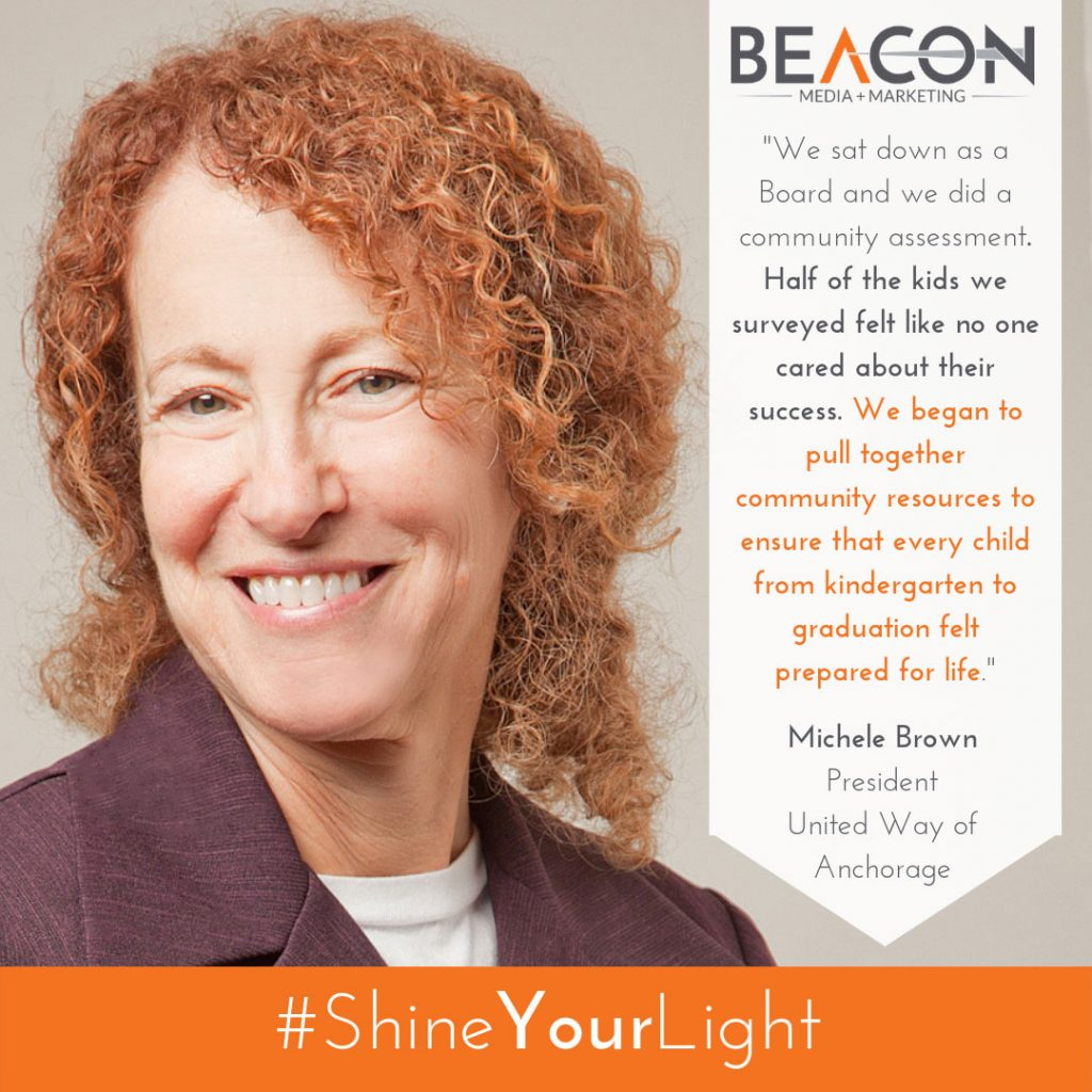#ShineYourLight - Michele Brown